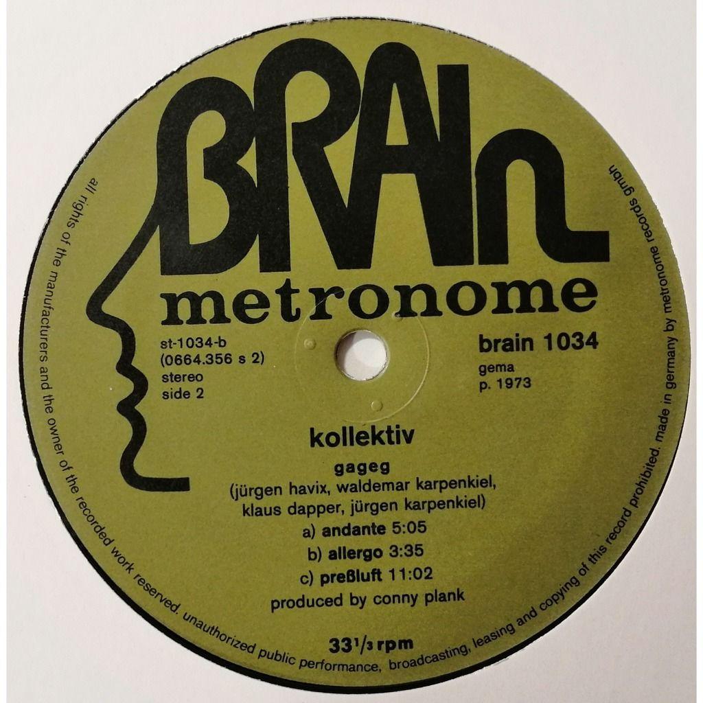 Kollektiv Same Orig 1973 ( Krautrock)