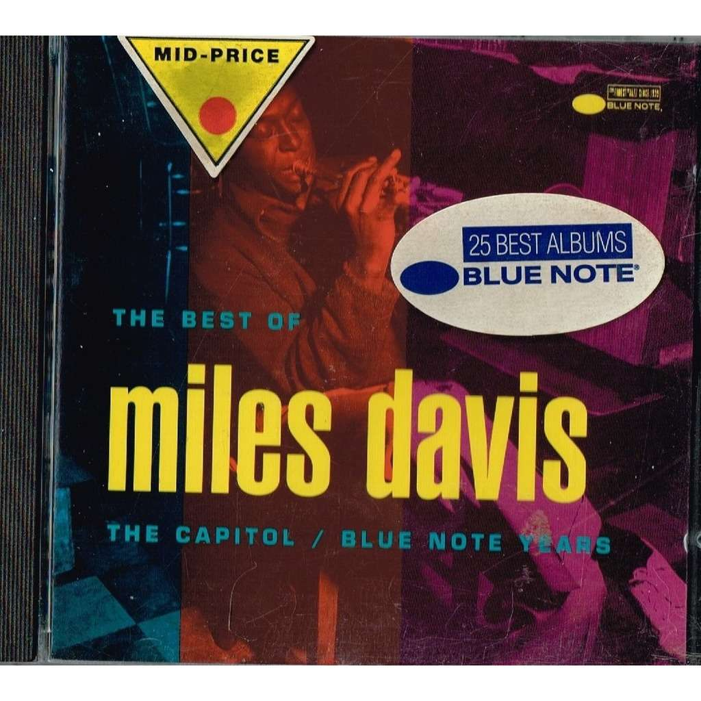 miles davis The Best of Miles Davis: The Capitol and Blue Note Years