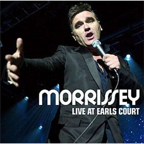 morrissey Live at Earls Court