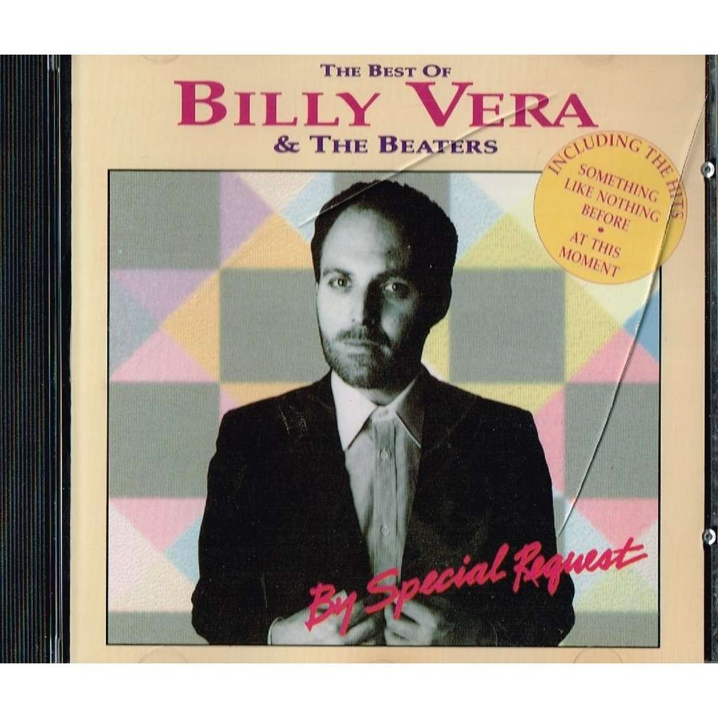 Billy Vera By special request-The best of (1993, & The Beaters)