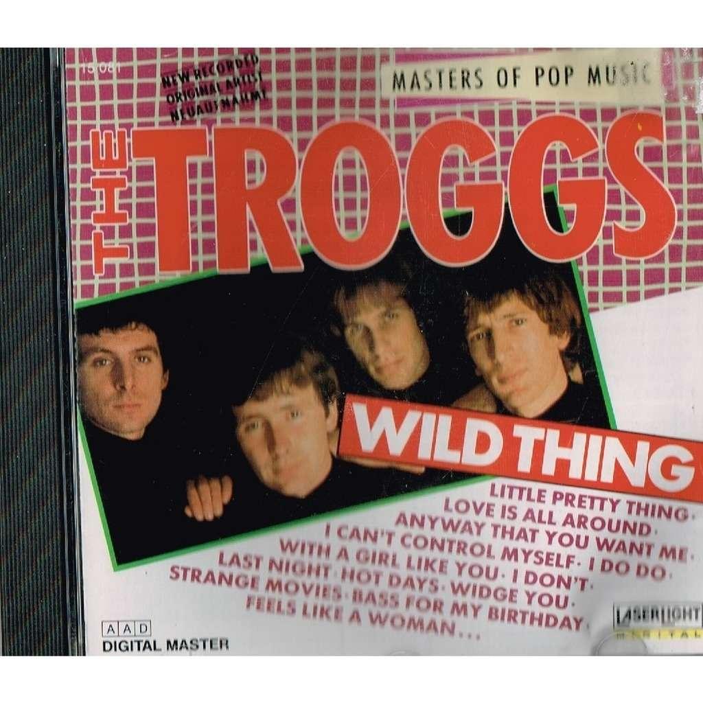 The Troggs Wild Thing[album]