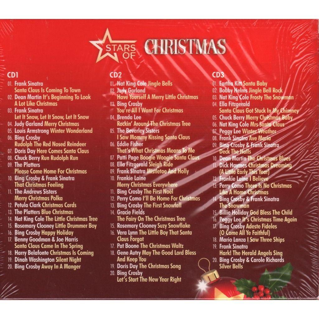 various artists stars of christmas