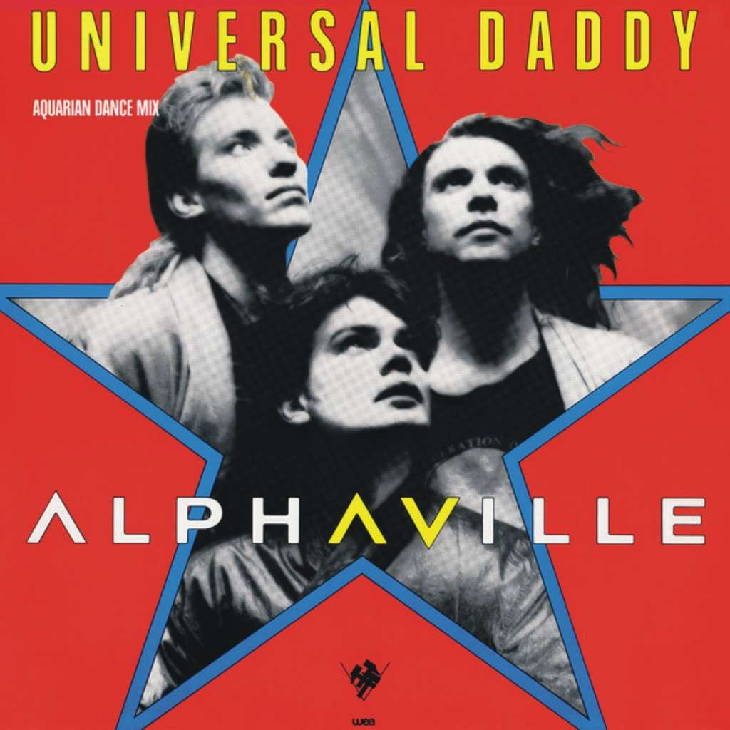 ALPHAVILLE UNIVERSAL DADDY - AQUARIAN DANCE MIX
