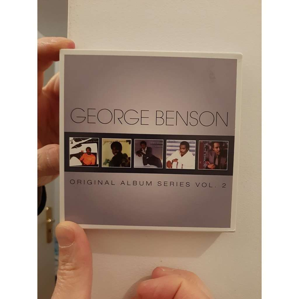 george benson original album series vol 2 (coffret 5 cds )