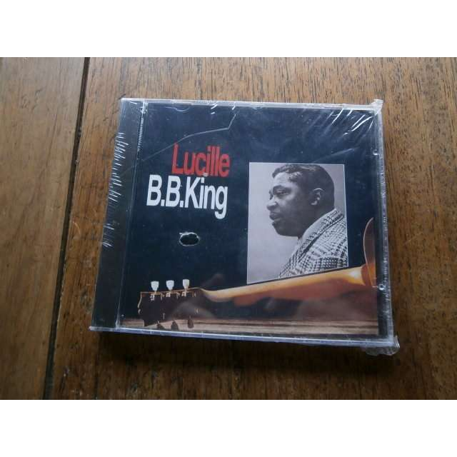 b.b. king lucille