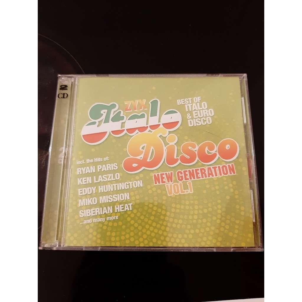 zyx italo disco vol 1