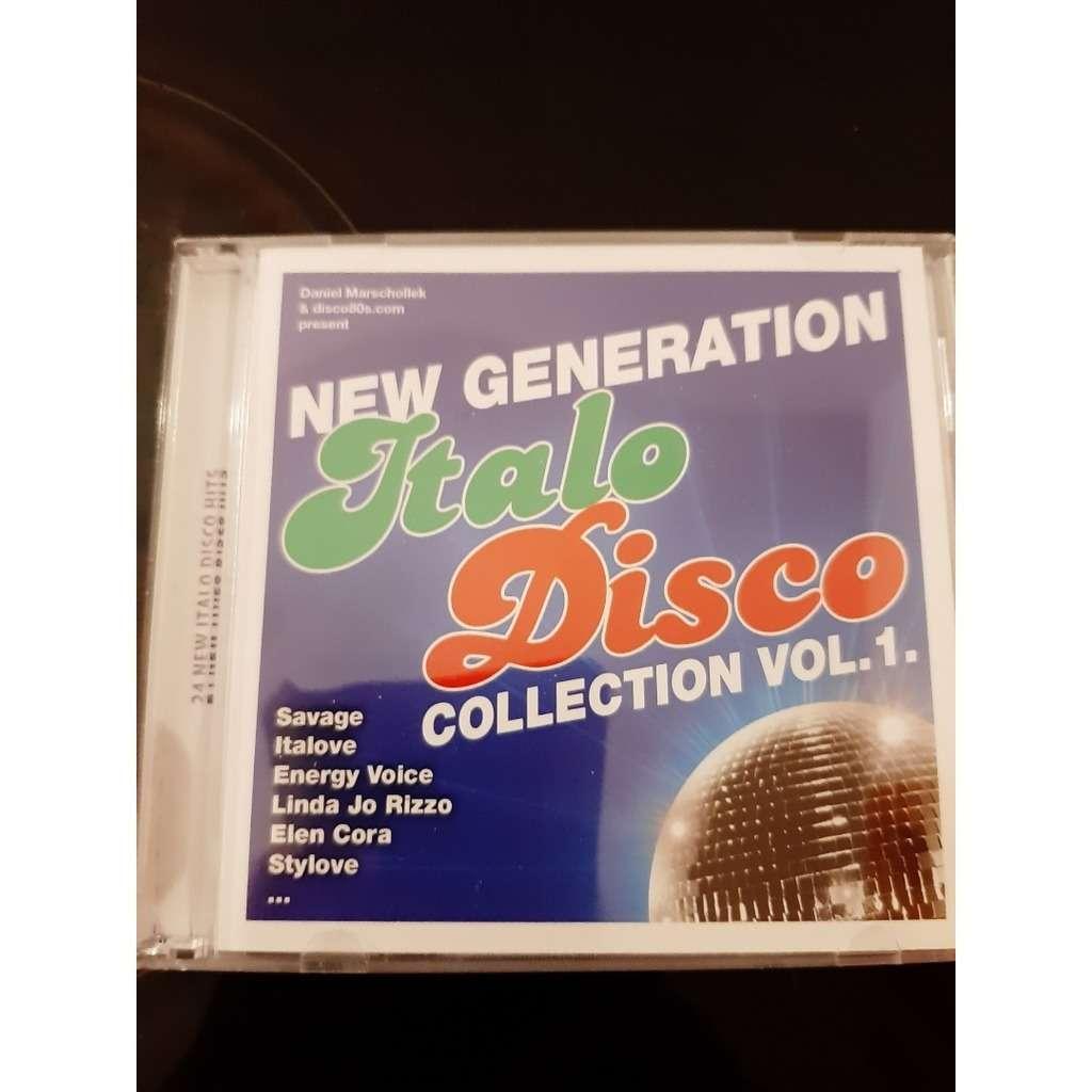 zyx best of italo disco new generation vol 1