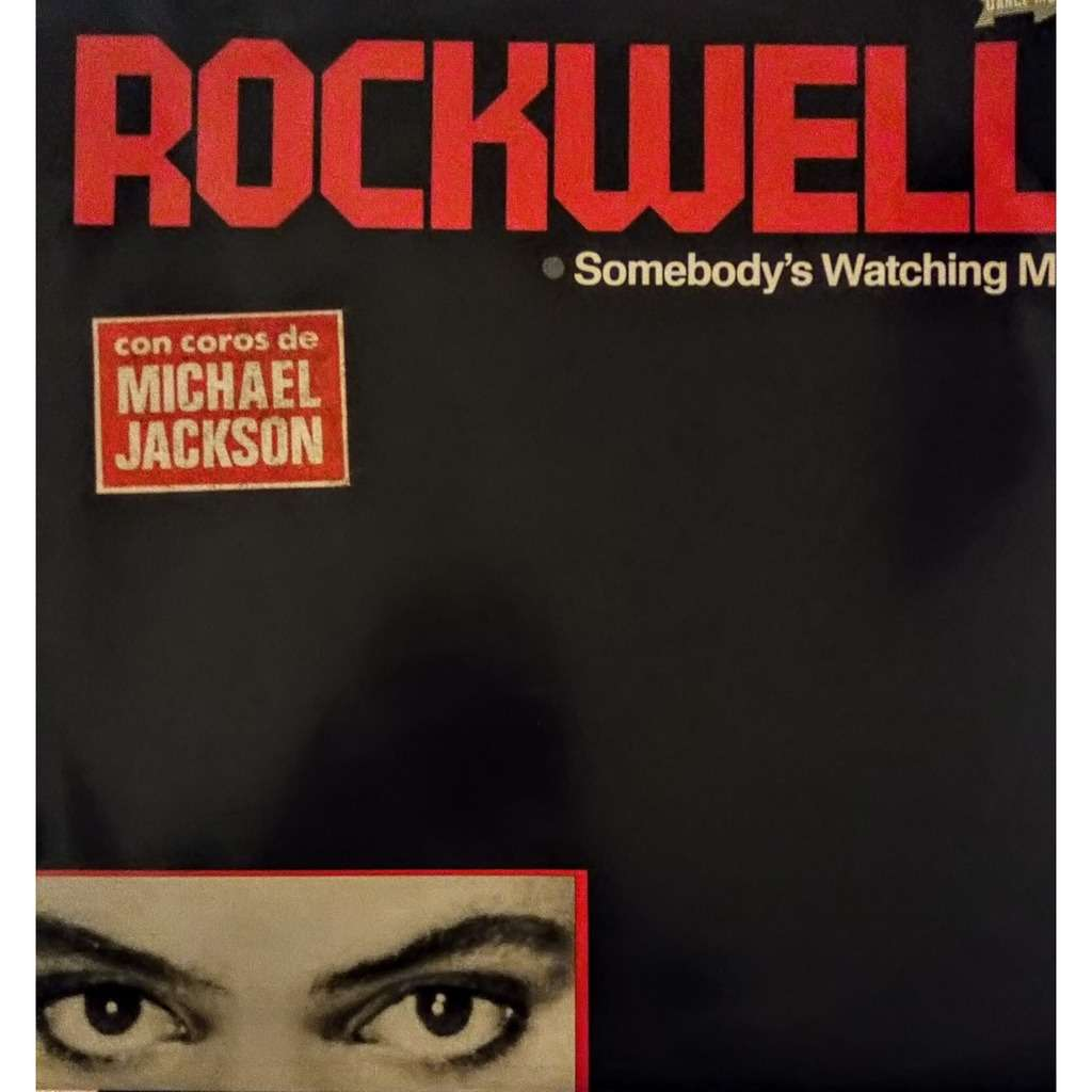 Rockwell Somebody's Watching Me (Instrumental)