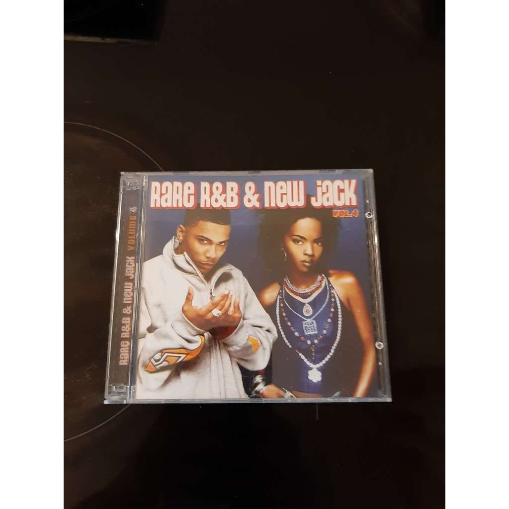 rare rnb & new jack vol 4 the collector series