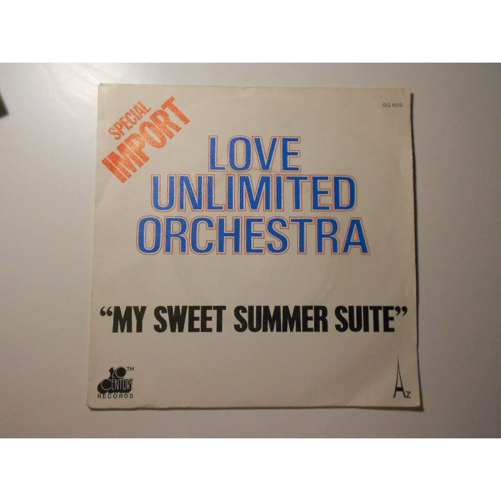 barry white my sweet summer suite § just living it up