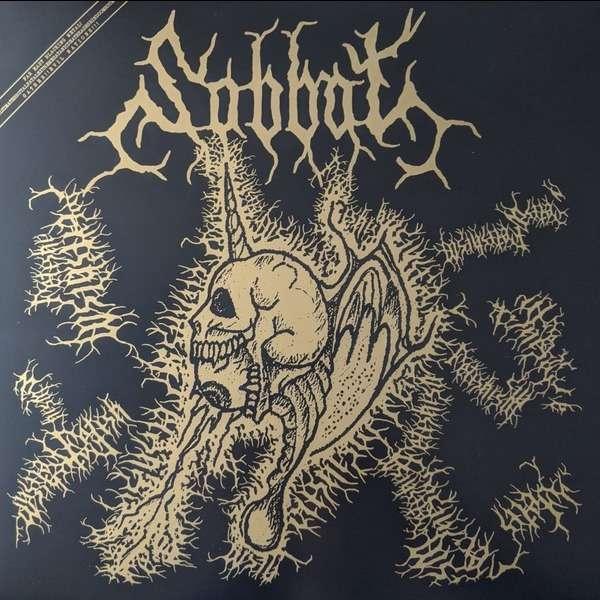 SABBAT Fetishism. Black Vinyl