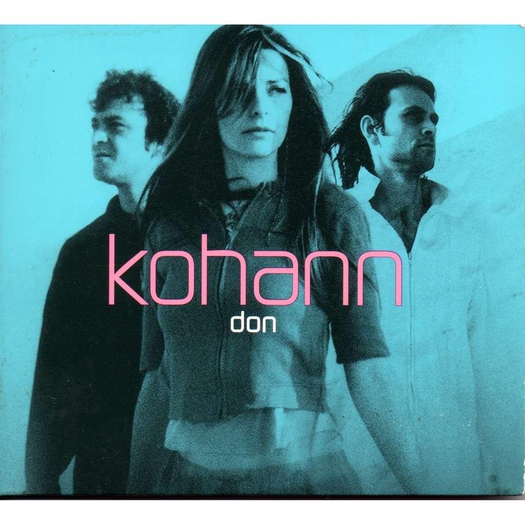 kohann don