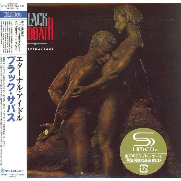 BLACK SABBATH The Eternal Idol + 2bonus tracks + bonus CD (The Eternal Idol: Ray Gillen Session) (SHM-CD DELUXE ED