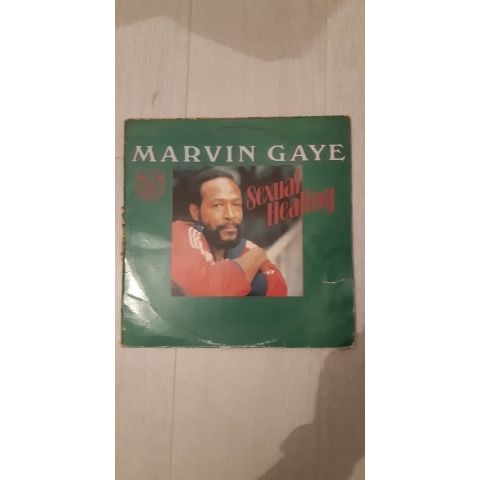 marvin gaye SEXUAL HEALING (LONG VERSION 4'47) 1982 HOLLANDE (MAXIBOXLP)
