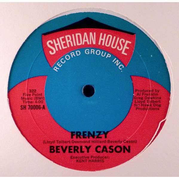 BEVERLY CASON frenzy / club mix