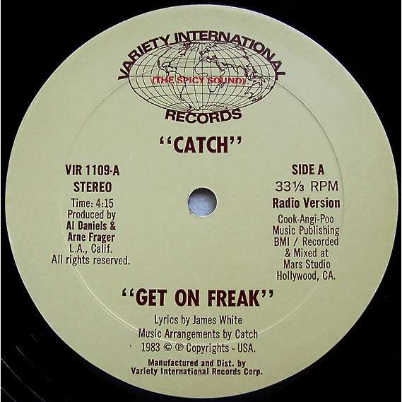 Catch Get On Freak