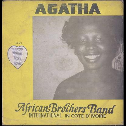 African Brothers Band International Agatha