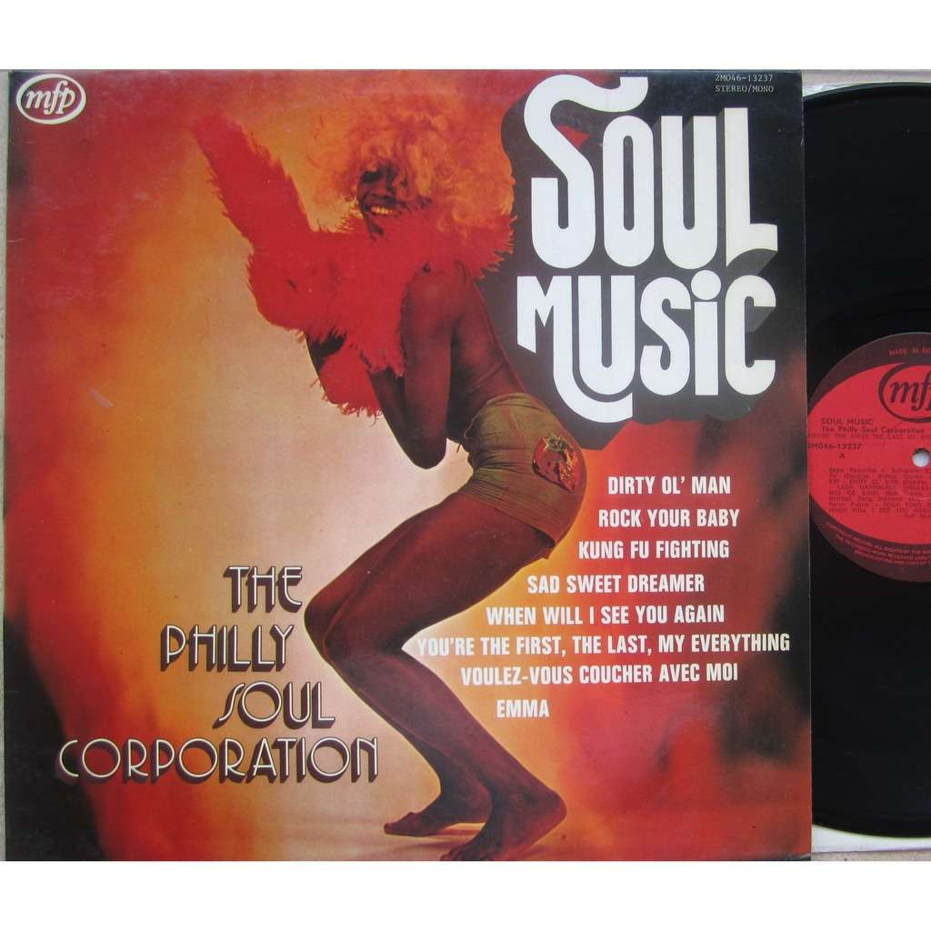 the philly soul corporation soul music
