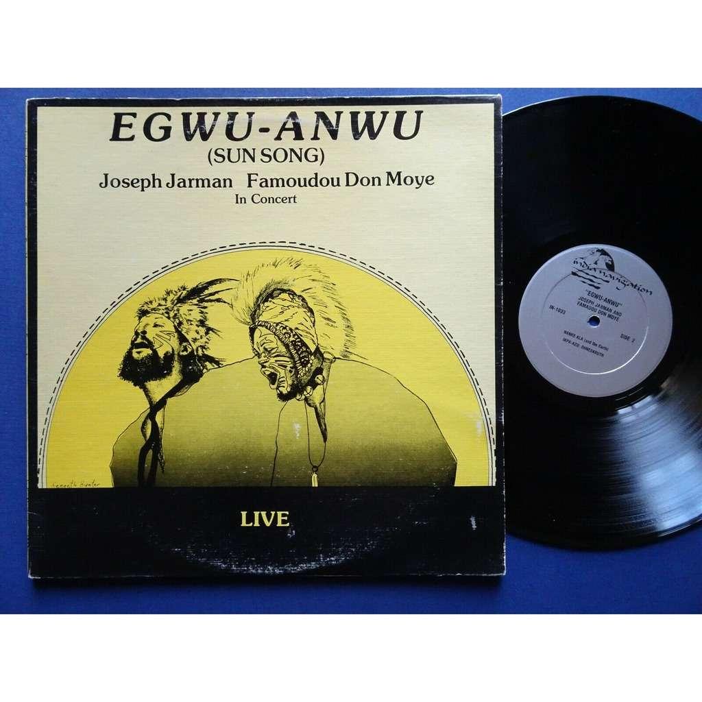Joseph Jarman, Famoudou Don Moye Egwu-Anwu (Sun Song)