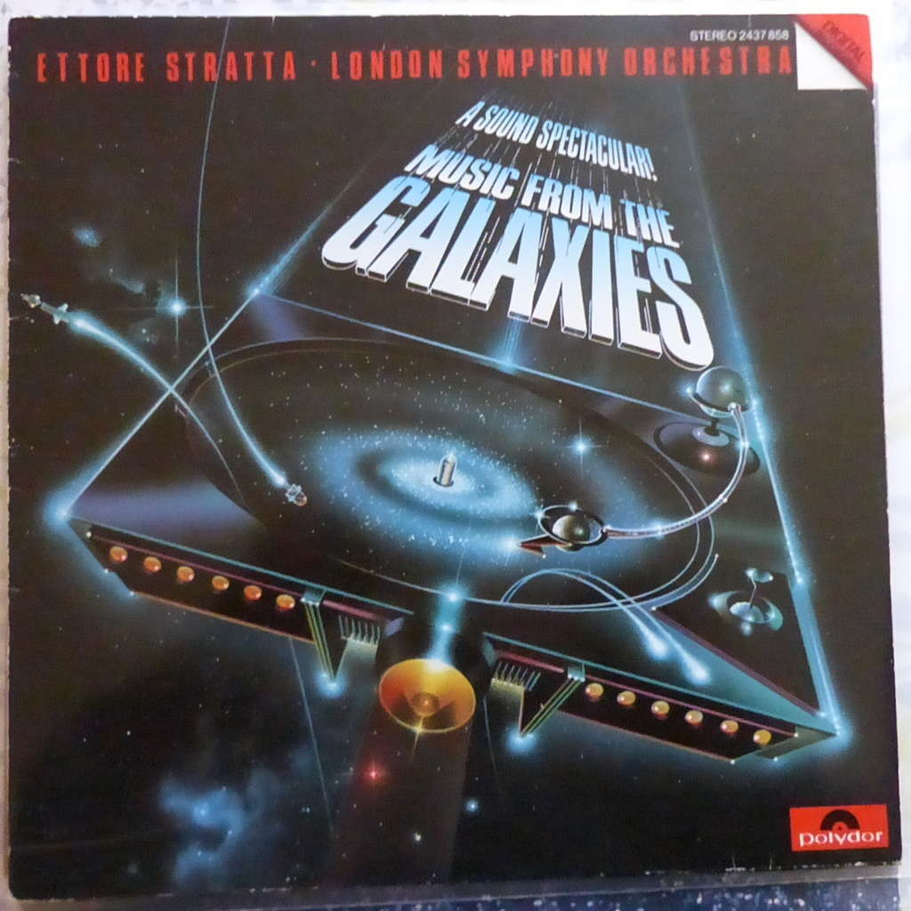 ETTORE STRATTA MUSIC FROM THE GALAXIES
