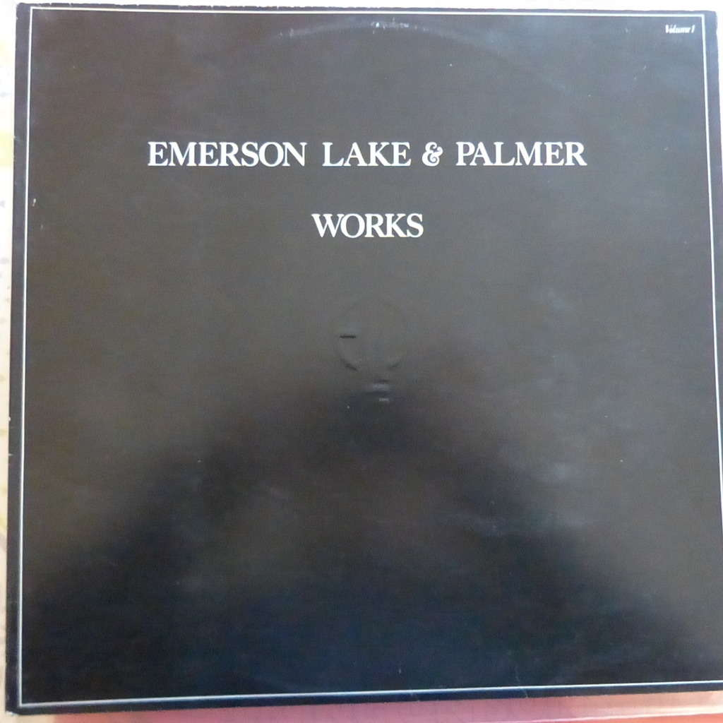 EMERSON LAKE AND PALMER WORKS VOLUME 1