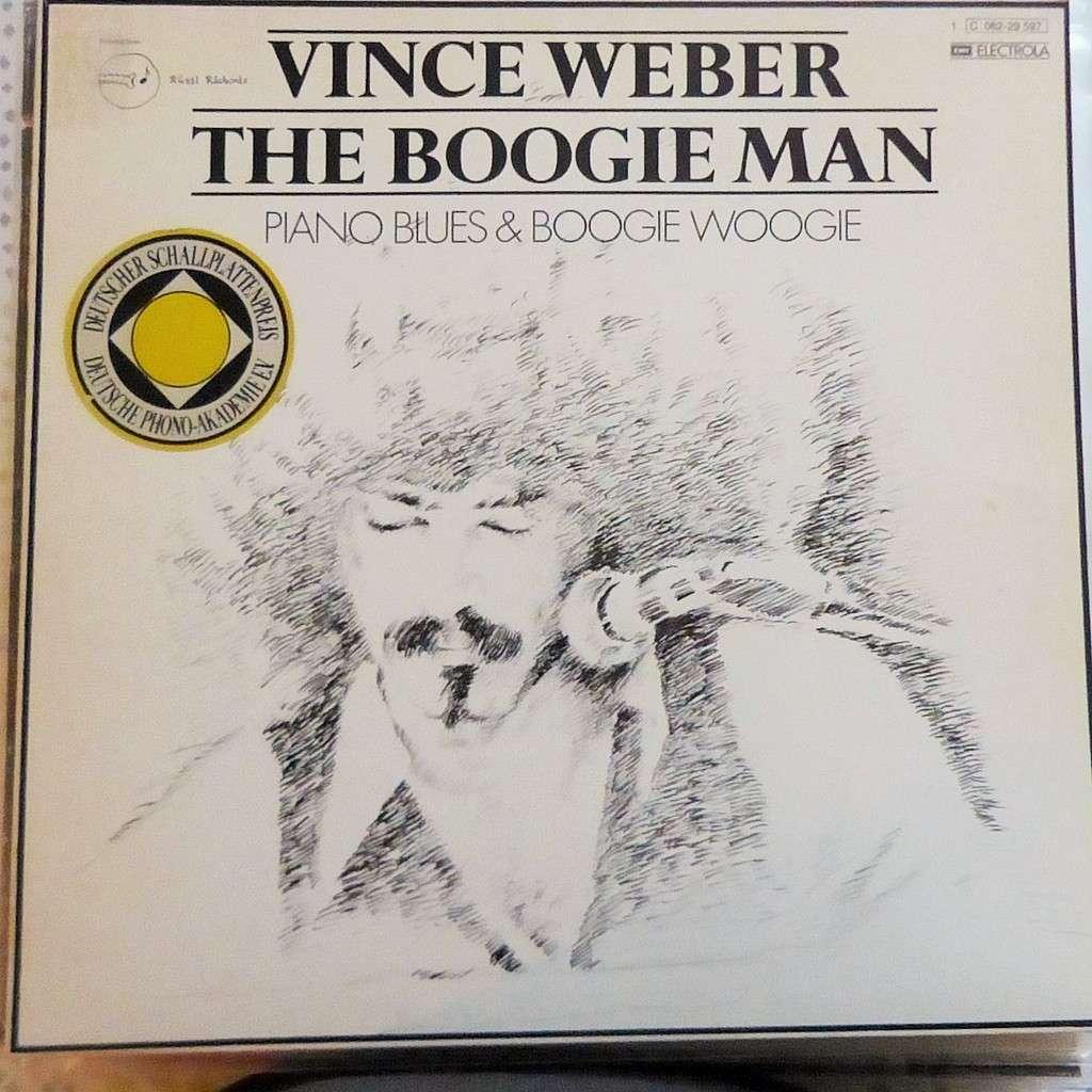 VINCE WEBER THE BOOGIE MAN