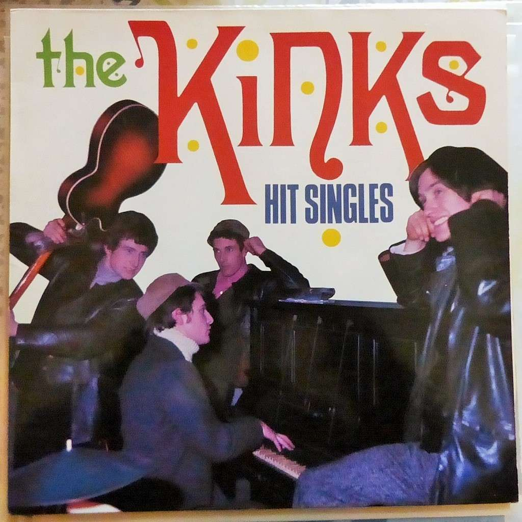 THE KINKS HIT SINGLES