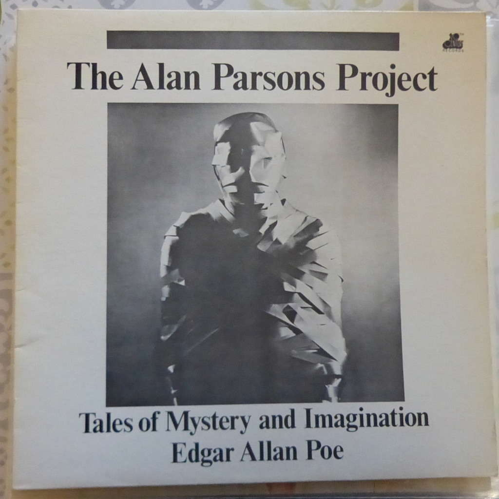 THE ALAN PARSONS PROJECT TALES OF MYSTERY AND IMAGINATION