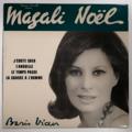 MAGALI NOEL - Boris Vian / J'Coute Cher +3 - 45T (EP 4 titres)