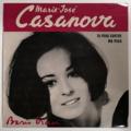 MARIE JOSÉ CASANOVA - Chante Boris Vian - 45T (EP 4 titres)