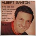 ALBERT SANTONI - Mon Tendre Amour +3 - 45T (EP 4 titres)