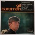 GIL CARAMAN - Évidemment +3 - 45T (EP 4 titres)