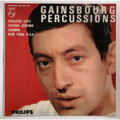 SERGE GAINSBOURG - Percussions/Couleur Café +3 - 45T (EP 4 titres)