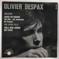 OLIVIER DESPAX - Souvenir +3 - 45T (EP 4 titres)