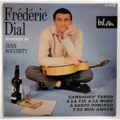 FRÉDÉRIC DIAL - Cambronn' Tango +3 - 45T (EP 4 titres)
