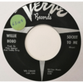 WILLIE BOBO - Sunshine Superman / Sockit To Me (latin jazz) - 45T x 1