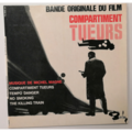 MICHEL MAGNE - Compartiment Tueurs (o.s.t/b.o.f) - 45T (EP 4 titres)