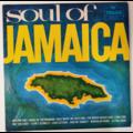 ALTON ELLIS/PARAGONS/PHYLLIS DILLON - Soul Of Jamaica (Rocksteady) - 33T