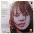 SERGE GAINSBOURG - Anna (o.s.t/b.o.f) Anna Karina - 33T