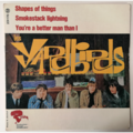 YARDBIRDS - Shapes Of Things +3 - 45T (EP 4 titres)