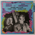 BRIGITTE BARDOT & SERGE GAINSBOURG - Bonnie And Clyde - 45T (EP 4 titres)