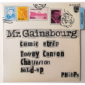 SERGE GAINSBOURG - Comic Strip +3 - 45T (EP 4 titres)