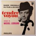 MICHEL LEGRAND - Tendre Voyou +3 - 45T (EP 4 titres)