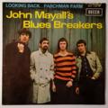 JOHN MAYALL'S BLUESBREAKERS - Looking Back +3 - 45T (EP 4 titres)