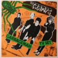 CRAMPS - Garbageman +1 (punk) - 45T (SP 2 titres)