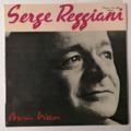SERGE REGGIANI - Chante Boris Vian - 45T (EP 4 titres)