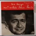SERGE REGGIANI - Les Loups Sont Entrés Dans Paris - 45T (EP 4 titres)