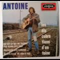 ANTOINE - Les Elucubrations +3 - 45T (EP 4 titres)