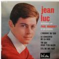 JEAN LUC - L'Homme Du Sud +3 - 45T (EP 4 titres)