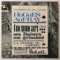 HUGUES AUFRAY - Tucumcari +3 (Boris Vian) - 45T x 1